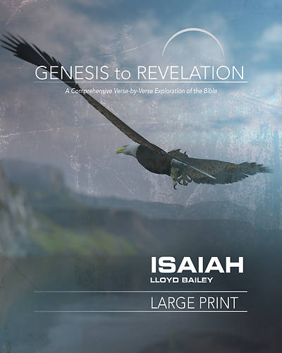 Picture of Genesis to Revelation: Isaiah Participant Book