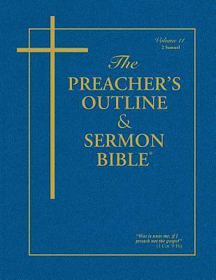 Picture of Preacher's Outline & Sermon Bible-KJV-2 Samuel