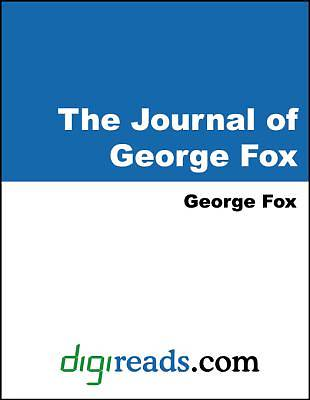 The Journal of George Fox [Adobe Ebook]