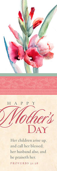 Happy Mothers Day 2018 Bookmark