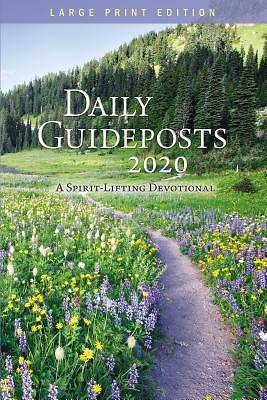 Daily Guideposts 2020 Large Print