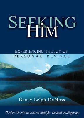 Seeking Him DVD