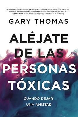 Picture of Aléjate de Las Personas Tóxicas