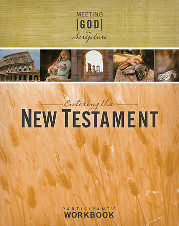 Meeting God in Scripture: Entering the New Testament Participants Guide