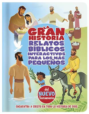 Picture of La Gran Historia, Relatos Biblicos Para Los Mas Pequenos, del Nuevo Testamento