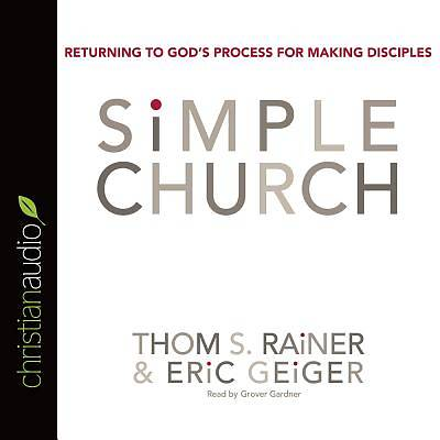 Simple Church Audio Book