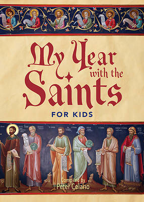 Picture of My Year with the Saints
