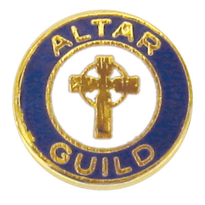 Altar Guild Pin-Pack of  5 (#200)