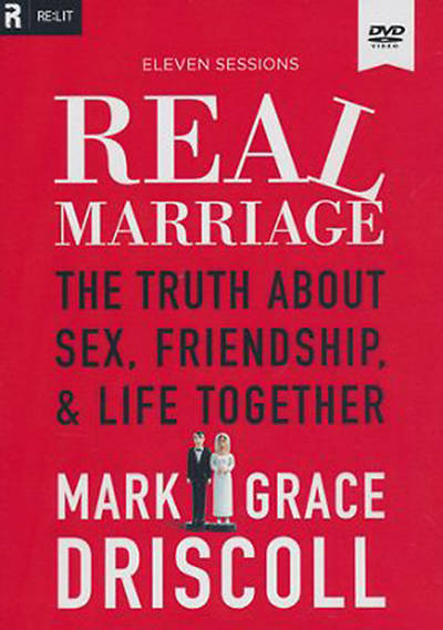 Picture of Real Marriage DVD