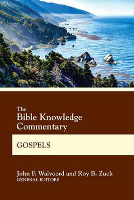 Picture of Bk Commentary Gospels