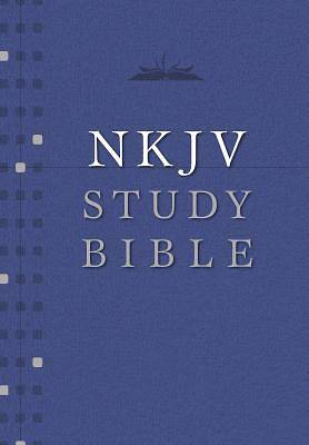 The New King James Version Study Bible