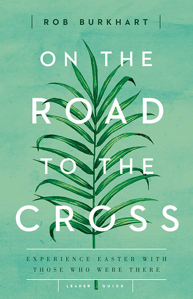 Picture of On the Road to the Cross Leader Guide