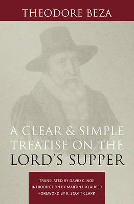 Picture of A Clear and Simple Treatise on the Lord's Supper