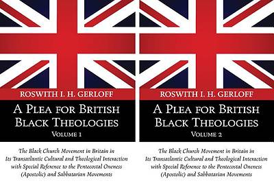 Picture of A   Plea for British Black Theologies, 2 Volumes