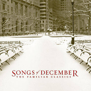 Songs of December CD