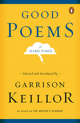 Picture of Good Poems for Hard Times