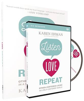 Listen, Love, Repeat Study Guide with DVD