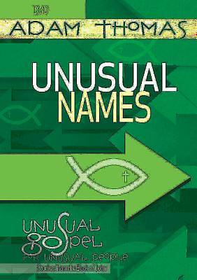 Unusual Names DVD