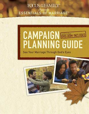 Essentials of Marriage Campaign Planning Guide and DVD