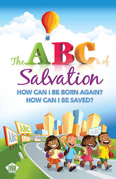 UMI VBS 2014 The Jesus Connection The ABCs of Salvation Kit