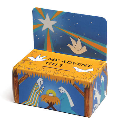 Advent Offering Box (Package of 50)