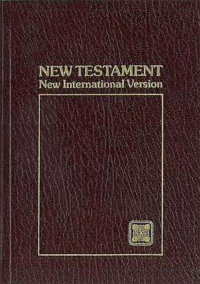 New International Version New Testament Bible
