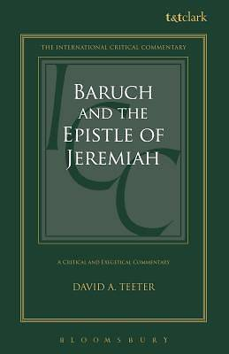 Picture of Baruch and the Epistle of Jeremiah