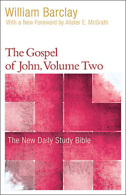 Picture of The Gospel of John, Vol. 2 (Ndsb)