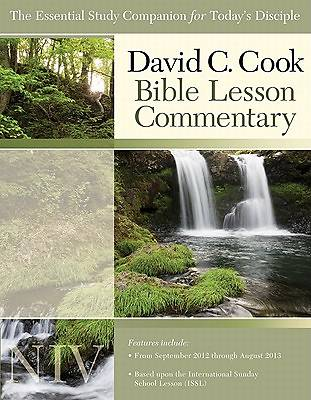 David C. Cook NIV Bible Lesson Commentary 2012-13