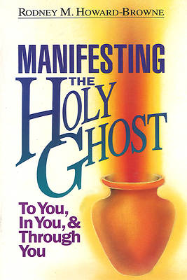Picture of Manifesting the Holy Ghost