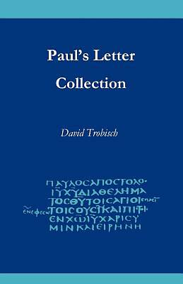 Picture of Paul's Letter Collection