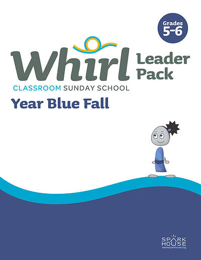 Picture of Whirl Classroom Leader Grades 5-6 Year Blue Fall