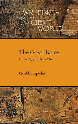 The Great Name