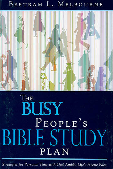 The Busy Peoples Bible Study Plan