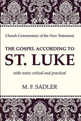 Picture of The Gospel According to St. Luke