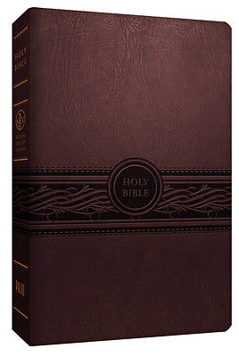 Picture of Personal Size Large Print Bible-Mev