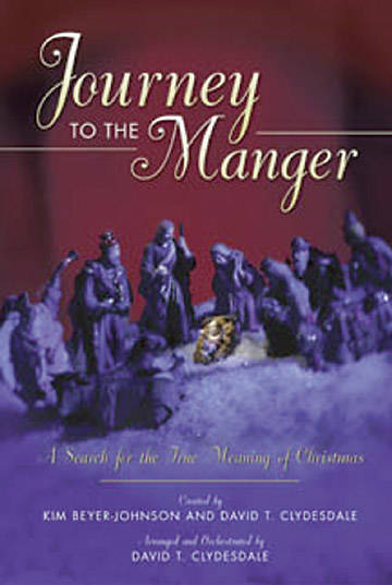 Journey to the Manger Choral Book