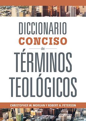 Picture of Diccionario Conciso de Términos Teológicos