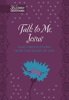 Picture of Talk to Me Jesus (Faux Leather Gift Edition)
