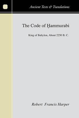 Picture of The Code of Hammurabi