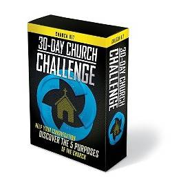 Picture of 30-Day Church Challenge Church Kit