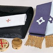 Picture of Koleys K285 Liturgical Kit Leather Case