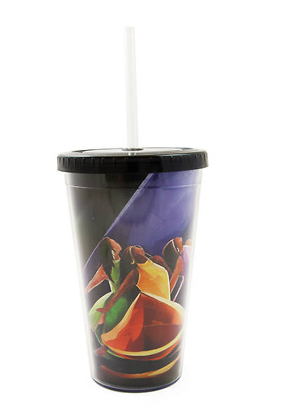 Praises Go Up Travel Cup