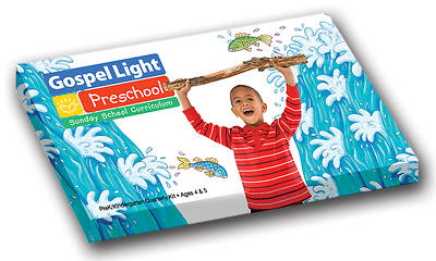 Gospel Light Pre-K/Kindergarten Quarterly Kit Spring 2016