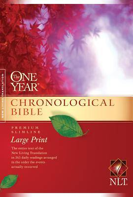New Living Translation One Year Chronlogical Bible