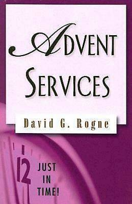 Just in Time! Advent Services - eBook [ePub]