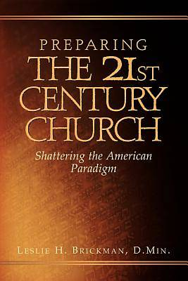 Picture of Preparing the 21st Century Church