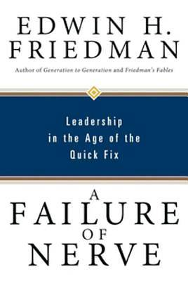 Picture of A Failure of Nerve - eBook [ePub]