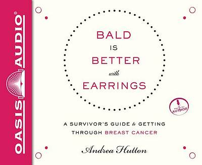 Bald Is Better with Earrings (Library Edition)