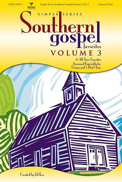 Picture of Southern Gospel Favorites, Volume 3